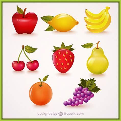 imagenes verdes para recortar imagenes de frutas para colorear y recortar archivos