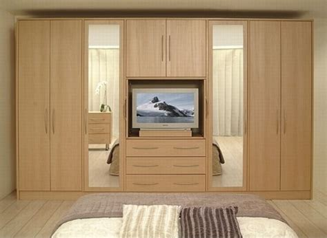 wooden wardrobe designs for bedroom | home designs project