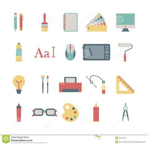 graphic design icon pattern graphic design icons stock vector image of icon design