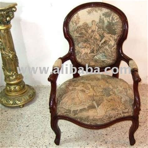French louis xv style arm chair with gobelin tapestry fabric buy louis xv arm chair french arm