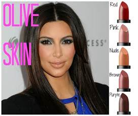 best colors for olive skin the best lipstick shades for your skin tone the layer
