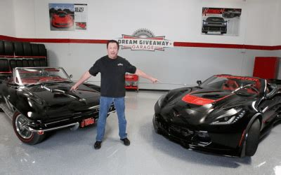 2016 Corvette Dream Giveaway - who won the dream corvette giveaway autos post