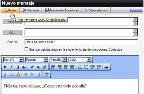 entrada login correo entrada login