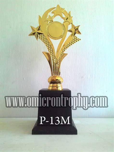 Trophy Piala Figur Bintang Delapan Tatakan Bulat jual piala kecil satuan harga murah omicron trophy
