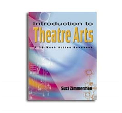 introduction to arts management introductions to theatre books theatre books by suzi zimmerman