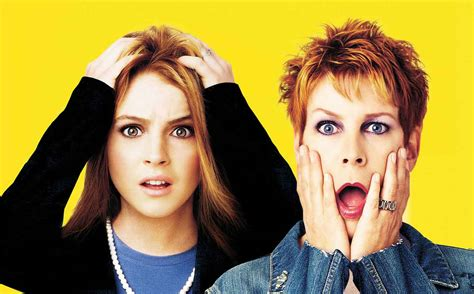 jamie lee curtis in freaky friday the disney channel is rebooting quot freaky friday quot as a