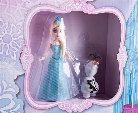 Jaket Frozen Elsa Castle catchoftheday au mattel disney frozen elsa castle