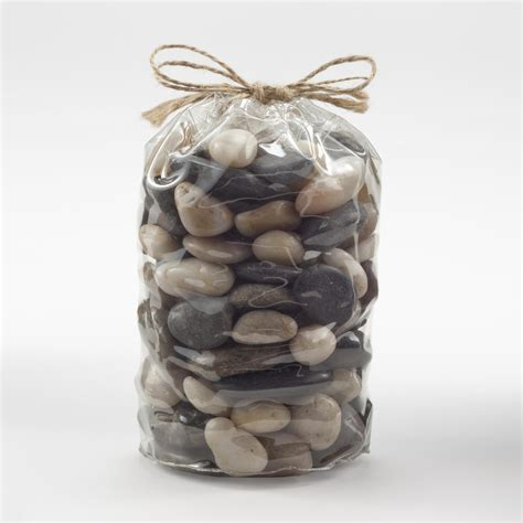 Rocks For Vases by Multi Colored Mini River Rock Vase Fillers World Market