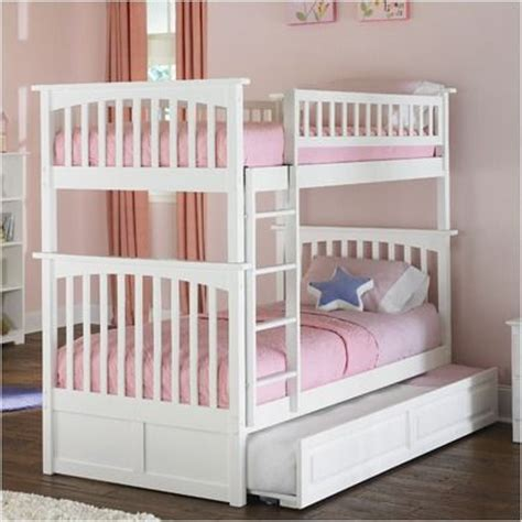 trundle beds for girls bunk bed with trundle girls and trundle bunk beds on