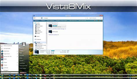 vista theme for windows 8 1 windows vista visual theme in windows 8 1 by