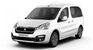 Peugeot Partner Peugeot Partner Tepee Robins And Day