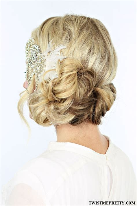 great gatsby prom hair 2 gorgeous gatsby hairstyles for halloween or a wedding