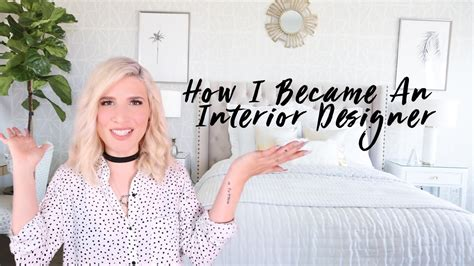 how to become a self taught interior designer