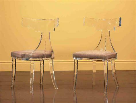 Plexiglass Furniture by Fantasia Dining Chair Shahrooz