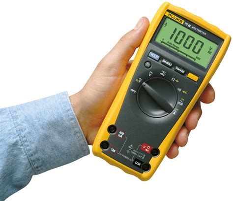 Multimeter Elektronik fluke 77 iv digital multimeter 77 iv for field and