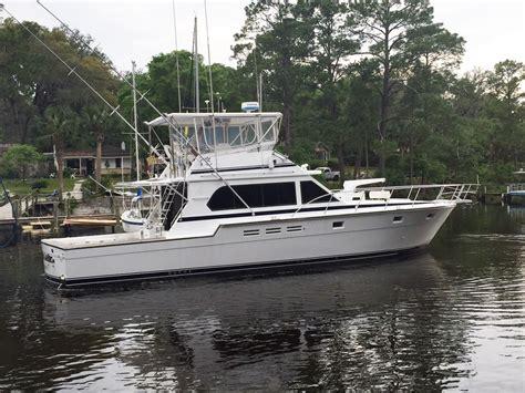 single engine diesel sport fishing boats for sale 1989 used hi star sport fishermansport fisherman sports