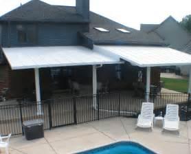 patio covers aluma side siding and windows
