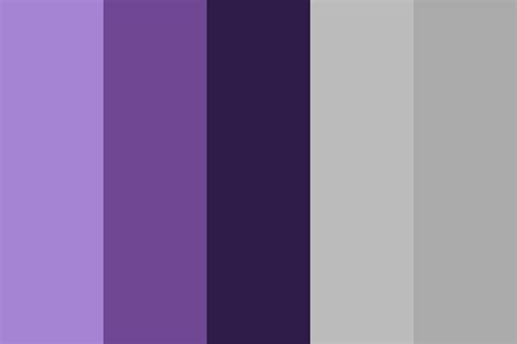 lavender color scheme carbonite purple color palette