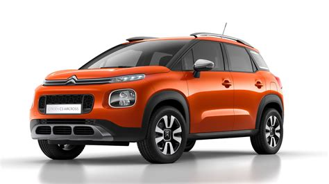 New Citroen by Citroen Reveals Funky New C3 Aircross Small Crossover 129