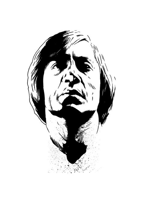 """No Country For Old Men """"Neon Death"""" Poster on Behance"""