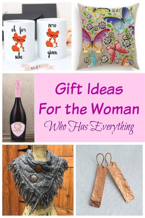ladies gift ideas gift ideas for the women who has everything