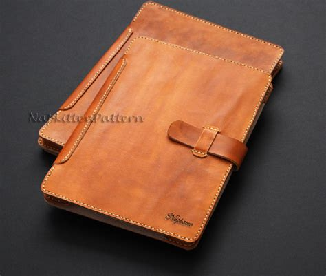 pattern making leather leather ipad case pattern leather bag tutorial leather pouch