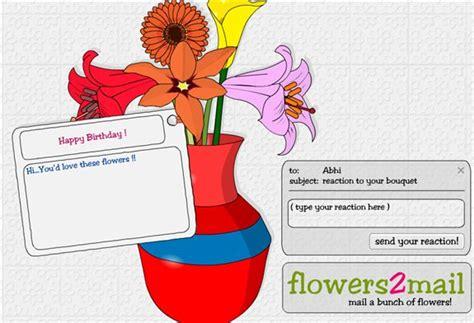 fiori virtuali inviare fiori virtuali via email con flowers2mail forux