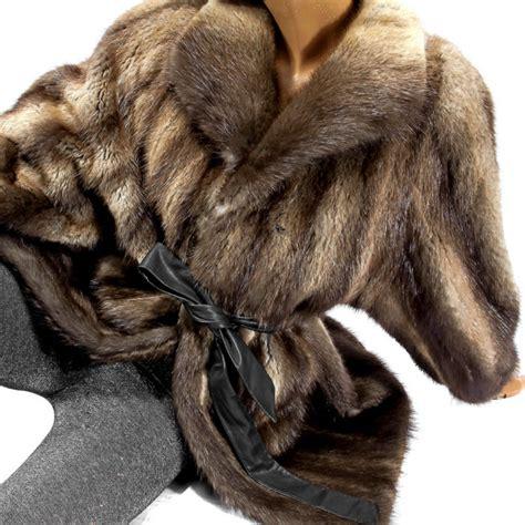 Sho Muskrat Review soft musquash fur coat velvety like mink fur jacket