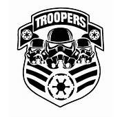 Decal Vinyl Truck Car Sticker  Star Wars Empire