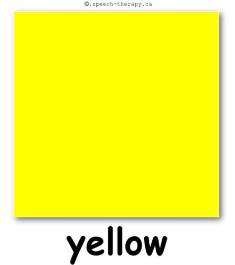 Http www speech therapy ca colors