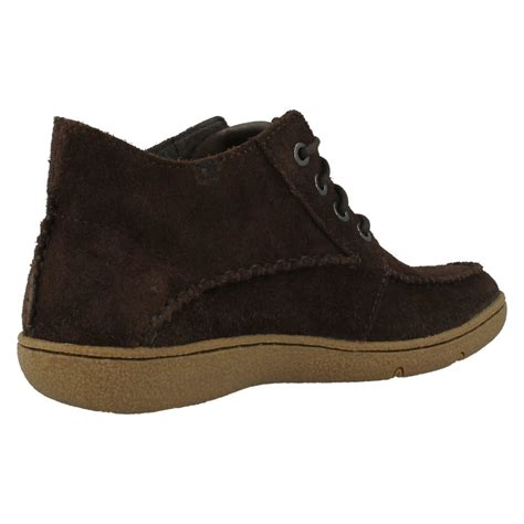 mens rockport casual ankle boots k72642 ebay