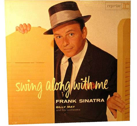frank sinatra swing along with me 1000 images about my record album collection on