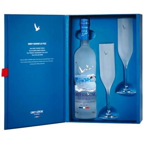 grey goose gifts grey goose le fizz vodka gift set something for the guys