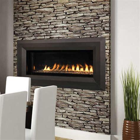 "IHP Superior VRL4543ZEN 43""NG VentFree Linear Fireplace"