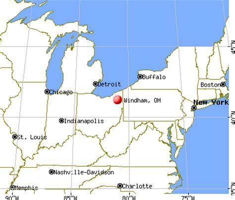 windham, ohio (oh 44288) profile: population, maps, real