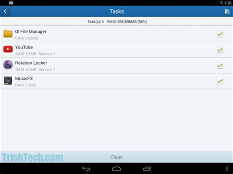 clean master for android tablet clean master keeps your android device cleaner and faster