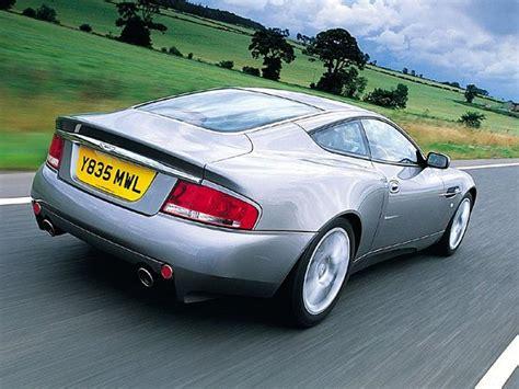 Aston Martin Vanquish 2002 by 2002 Aston Martin V12 Vanquish Information And Photos