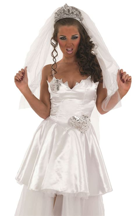 Wedding Dress Costume by Costume Tv Big Wedding Fancy Dress