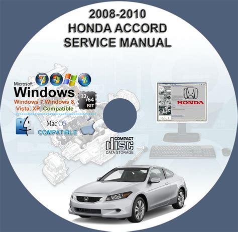 service and repair manuals 1983 honda accord parental controls 2008 accord repair manual data set