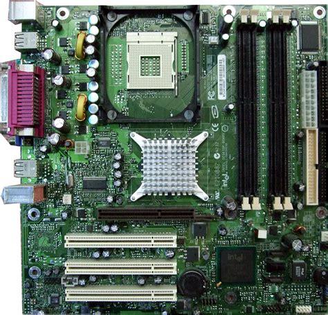 Sockel Pga478 by Intel Desktop Motherboard Socket Pga 478 533mhz Fsb Micro Atx Mfr P N D865pcd D865pcd 75 00