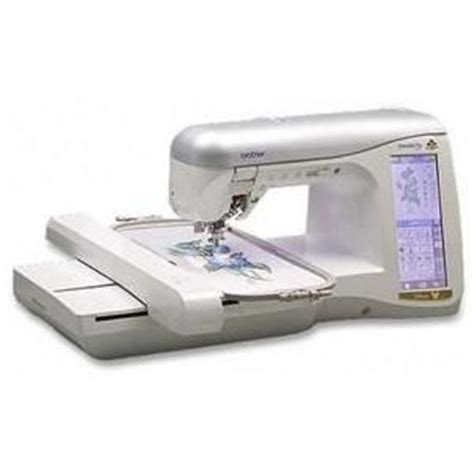 brother computerized embroidery & sewing machine innov is
