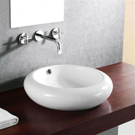 Designer Bathroom Sinks Rundes Waschbecken F 252 R Ihr Badezimmer Archzine Net