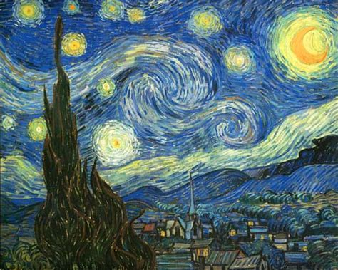 Starry L by Starry Vincent Gogh