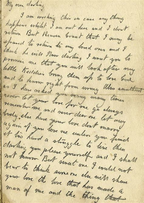 Letters From The Trenches letters from the trenches