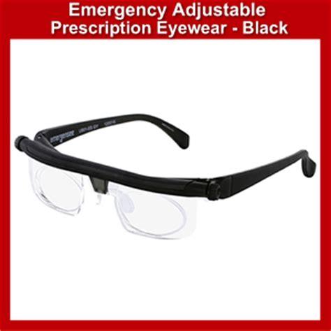 emergency adjustable prescription eyewear smadlens