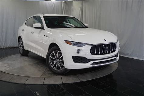 Pre Owned Maserati For Sale by Maserati Gently Pre Owned Vehicles For Sale Near Denver