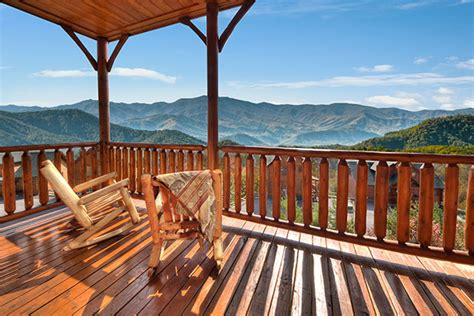 Mountain View Cabin by Theater In The Sky Cabin In Pigeon Forge With Awesome