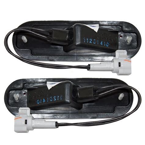Rear Side Marker Stanley 1 everydayautoparts 96 00 toyota rav4 set of rear side park signal marker lights