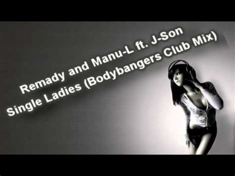 Single ladies remedy club mix cd