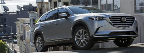 how many mazda dealers in how much room is in the 2016 mazda cx 9